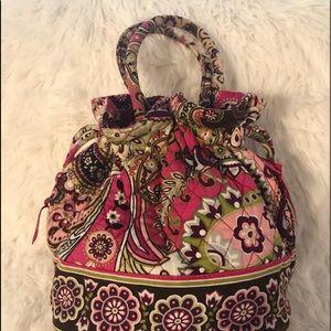 Cute Vera Bradley bag in Very Berry Paisley